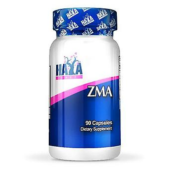 Haya Labs ZMA 90 Capsules (Sport , Minerals)
