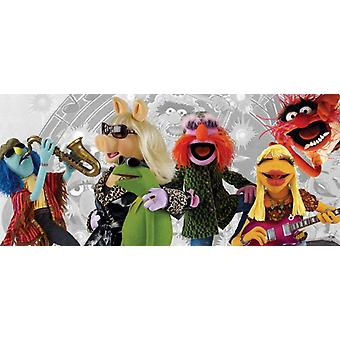 Muppets Horizontal Wall Decoration