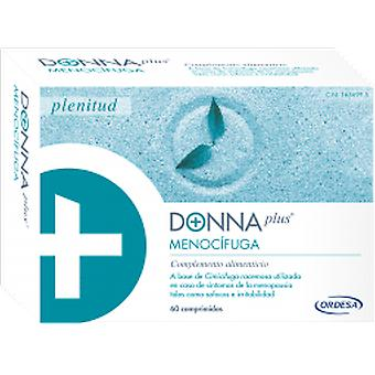 Donna Plus Donna Plus + Cimicifuga 247,5Mg 60 Tablets (Diät)