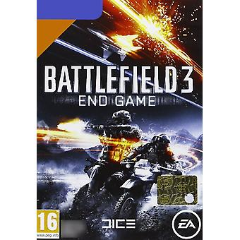 Battlefield 3: End Game PC Game
