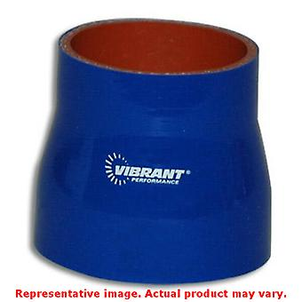 Vibrant Silicone - Reducer Couplings 2774B Blue 3