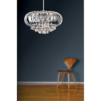 Firstlight Modern Crystal Clear Acrylic Crystal Shade