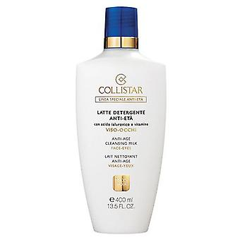 Collistar Anti-Age Cleansing Milk Face-Eyes (Cosmetics , Face , Facial cleansers)