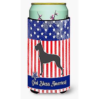 الولايات المتحدة الأمريكية الوطنية العظمى الدانماركي صبي طويل القامة المشروبات عازل نعالها