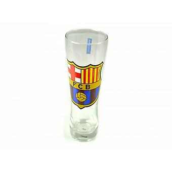 FC Barcelona Official Tall Crest Pint Glass