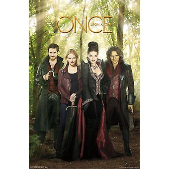 OUAT - Evil Poster Poster Print