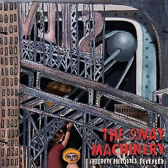 Svaje maskiner - skjulte melodier afslørede [Vinyl] USA import