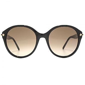 Jimmy Choo More Sunglasses In Black
