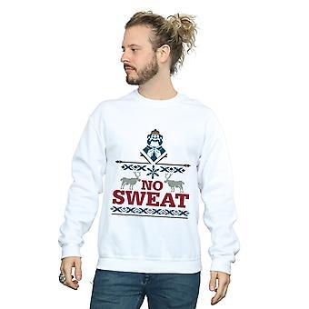 Disney Men's Frozen Oaken No Sweat Sweatshirt