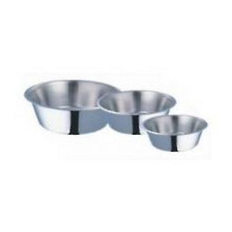 Sharples Fed N Watered Stainless Steel Standard Feeding Bowl