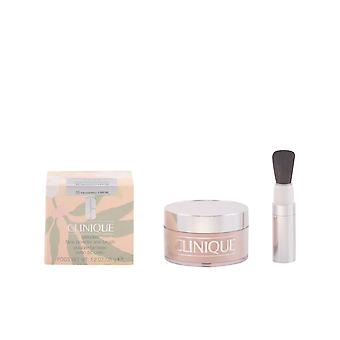 Clinique Blended Face Powder And Brush Transparency 35gr Womens