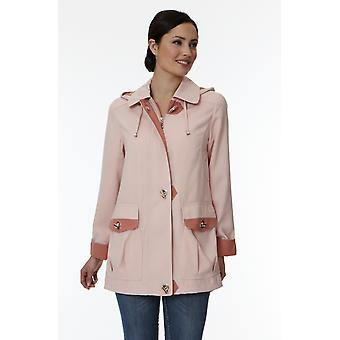 David Barry Stil 1530 Faux Seide Damen classic Jacke