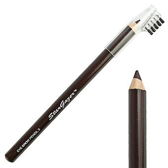 Stargazer Eyebrow Pencil Medium Brown