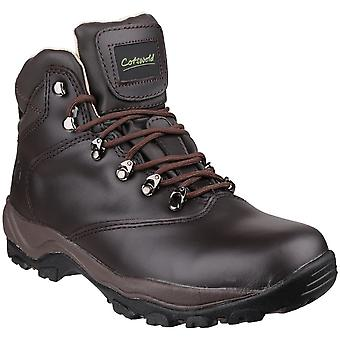 Cotswold Mens Winstone Waterproof Waxed Leather Walking Boots
