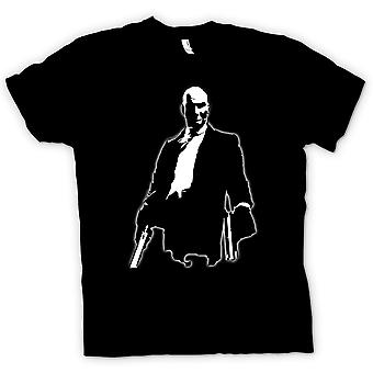 Kids T-shirt - Hitman - spel - kult