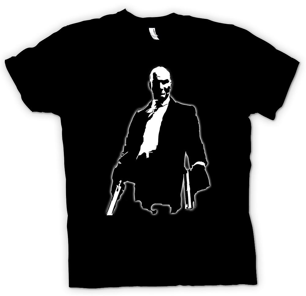 Kids T-shirt - Hitman - Game - Cult