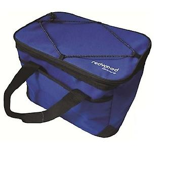 Redwood Leisure 18 Can Cool Bag Picnic Food Drinks Summer Outdoors