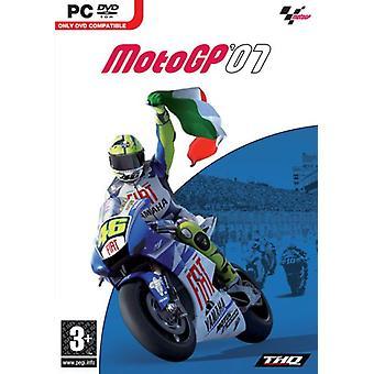 Moto GP 07 (PC DVD) - Werksversiegelt
