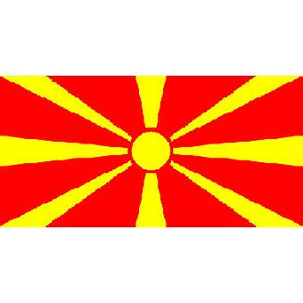 Macedonia 5ft x 3ft With Eyelets For Hanging