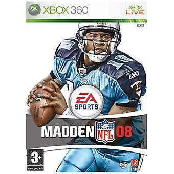 Madden NFL 08 (Xbox 360) - Usine scellée