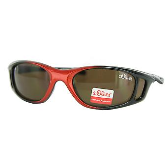 s.Oliver sunglasses 2133 C3 orange black SO21333