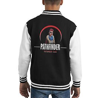 Fortnite Pathfinder Outlander Klasse Kid Varsity Jacket