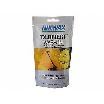 Nikwax TX Direct Wash-In Textile Waterproof (100ml)