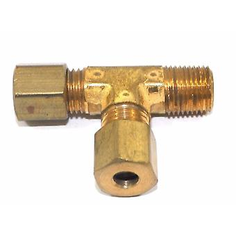 Big A Service Line 3-171320 Brass Pipe, Tee Fitting Kit 3/16