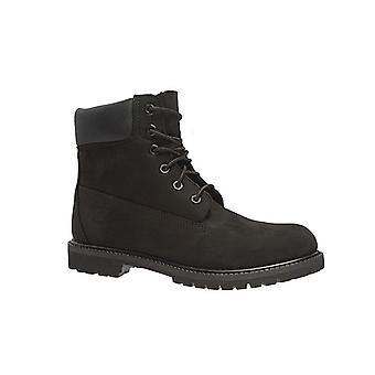 Timberland AF 6-inch premium BT ladies genuine leather boots black