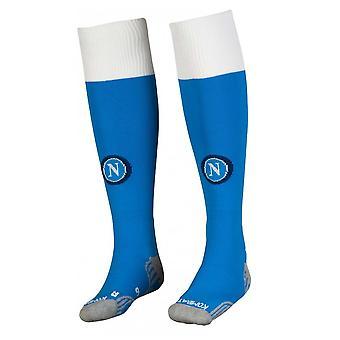 2018-2019 Napoli Kappa Home Socks (Sky)