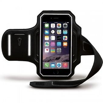 Body Glove Endurance brassard pour Apple iPhone 6 (noir/argent)