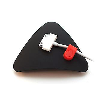 Mos Magnetic Cable Organizer System - Black
