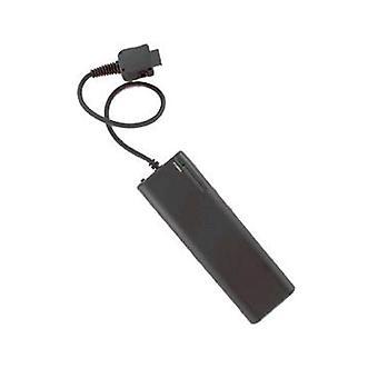 Extensor de ilimitado celular batería para Handspring Treo 180, 270, 300, 600 (Blac