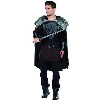 Wolf Warrior costume men's Carnival Viking Warrior Carnival Northmen barbarians