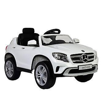 Mercedes Benz GLA Electric Ride On White