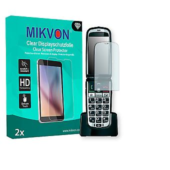 Emporia GLAM Screen Protector - Mikvon Clear (Retail Package with accessories)