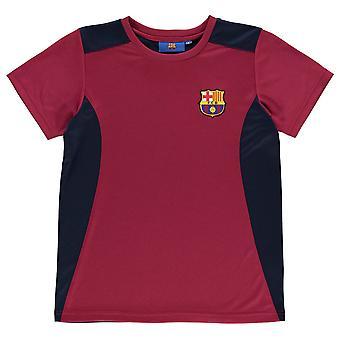 Source Lab Kids Boys Barcelona T Shirt Infant Short Sleeve Performance Tee Top