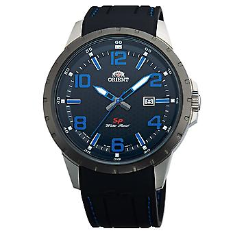 Orient sporty watch mens Silber