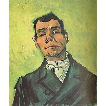 Portrait of a Man, Vincent Van Gogh, 65.5 x 54.5 cm