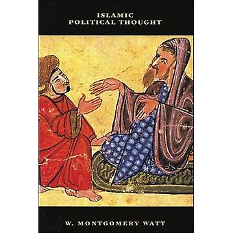 Islamic Political Thought (2nd Revised edition) by W. Montgomery Watt