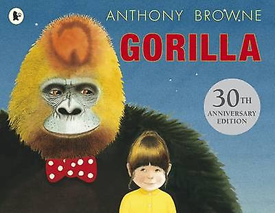 Gorilla by Anthony Browne - Anthony Browne - 9781406352337 Book