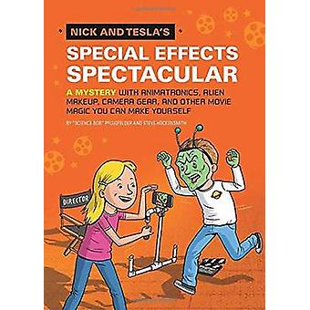 Nick and Tesla's Special Effects Spectacular - A Mystery with Animatro