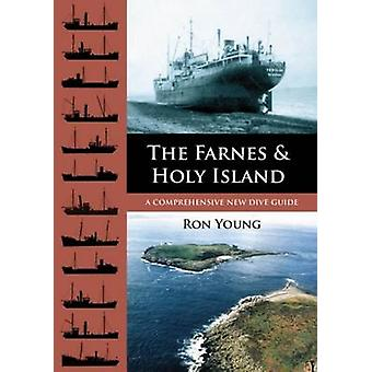 The Farnes and Holy Island - A Comprehensive New Dive Guide by Ron You