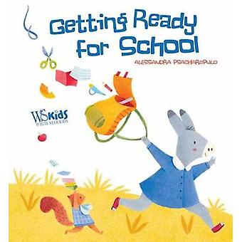 Getting Ready for School! - 9788854411968 Book