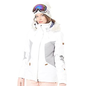 Roxy Bright White Atmosphere Womens Ski Jacket