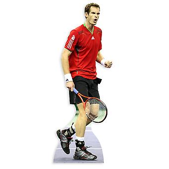 Andy Murray Lifesize Cardboard Cutout / Standee / Standup