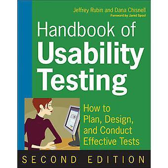 Håndbog i Usability test - sådan Plan - Design- og adfærd Eff