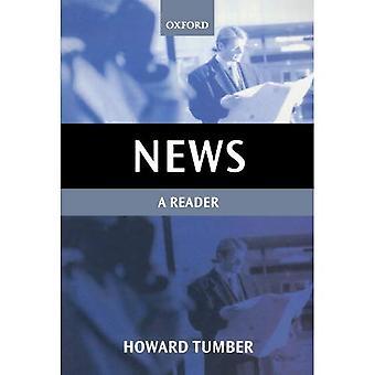 Nyheter: En läsare (Oxford avläsningar i Media & kommunikation)