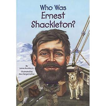 Kto był Ernest Shackleton?