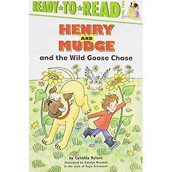 Henry und Mudge und Wild Goose Chase (Henry und Mudge Serie #23)